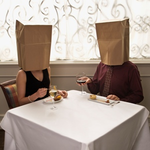 What Do Women Expect on a Blind Date?