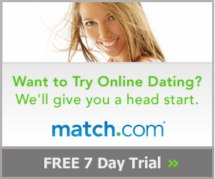 Free 7 Day Trial - Match.com